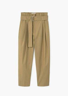 Pantalon Curran Icon Beige