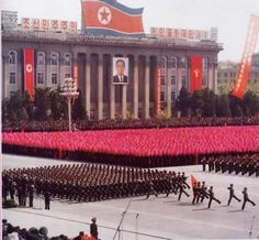 Coreia do Norte pronta para atacar Estados Unidos