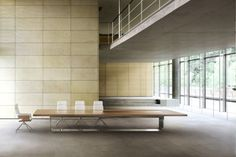 S 8000 Conference Table System - Thonet - Chairs, Armchairs, Sofas, Classics, Tables, designer furniture
