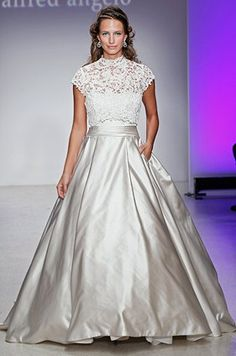 Alfred Angelo Alfred Angelo, 2013 Wedding Dresses    Colin Cowie Weddings