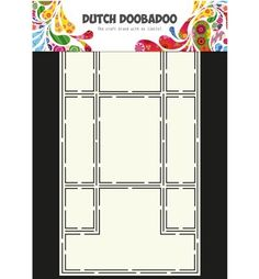 470.713.316 Dutch Doobadoo Swing Card Art Trifold Art Template, Templates, Swing Card, Diy Christmas Cards, Sweet Dreams, Winter Wonderland, Make Your Own, Cardmaking, Dutch