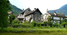 Visita guidata al borgo di Canova, Ghesc e Lomese