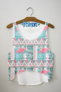 Aztec Shirt by Freshtops