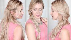 Avez-vous des cheveux longs que vous souhaitez bien enjoliver? Si vous êtes à la recherche d`idées de coiffure facile à faire que vous pouvez réaliser juste