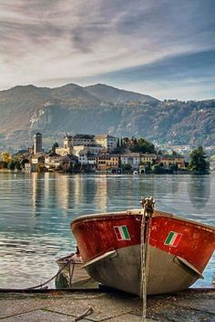 Timeless beauty in Lake Orta, northern Italy. Timeless beauty in Lake Orta, northern Italy. Places Around The World, Oh The Places You'll Go, Places To Travel, Places To Visit, Around The Worlds, Tourist Places, Italy Vacation, Italy Travel, Italy Trip