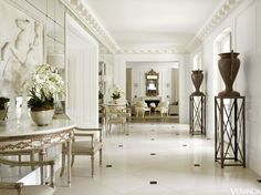 HOUSE TOUR: A Couple Builds Their Dream French Château... In California