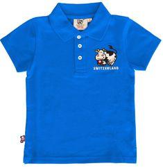 Herzige Kinder-Poloshirts - liebevoll designt und mit Kuh-Motiv verziert. Unisex, Baby Kids, Polo Ralph Lauren, Boys, Mens Tops, Fashion, 80s Kids, Children Of The 90s, Fleece Cardigan
