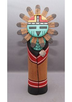 Magnificent ☀️ kachina. icollector.com