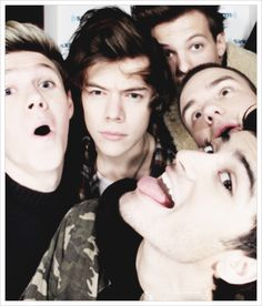 One Direction are my idols  They make me feel #good #happy #alive.