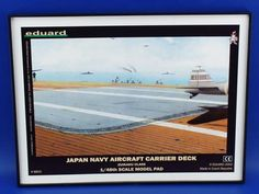 1:48 IJN Aircraft Carrier Deck WWII - Photoetched parts - Accessories &…