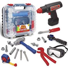 Option for Toy tool kit; LG week 4