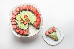 Raw Lime Cake Recipe by Vilma P.