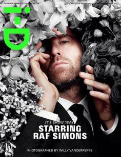 Raf Simons iD Magazine