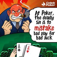 Relax & play smart!  https://apps.facebook.com/poker_by_viaden/