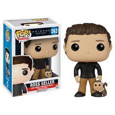 Friends Pop! Vinyl Figure Ross Geller