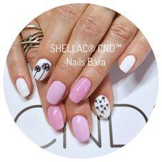 Jarní nehtíky Cnd Shellac, Czech Republic, Nails, Beauty, Finger Nails, Ongles, Nail, Beauty Illustration, Bohemia