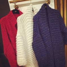 Made in Holland, we're so pleased with our @kirobykim #collection! #kirobykim #redwhiteblue #handmade #knits #madeinholland #musthave #fashion #style #marilot #marilotbylotte #stores #bylotte #webshop