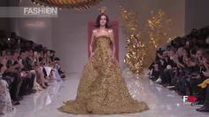 PARIS & ROME HAUTE COUTURE - Spring / Summer 2016 / 37 DESIGNERS: <> GUO PEI <> Haute Couture Show Spring Summer 2016 by Fashion Channel