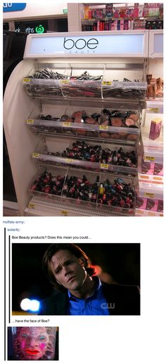 lololololol! Its so interesting when Doctor who and the makeup world combine!