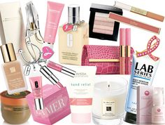 Breast Cancer Awareness Month is Here. - Home - Beautiful Makeup Search: Beauty Blog, Makeup & Skin Care Reviews, Beauty Tips