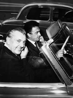 Jacques being driven by non- other than Federico Fellini. L'École du regard