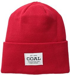 $10, Coal Uniform Unisex Beanie. Sold by Amazon.com. Click for more info: https://lookastic.com/men/shop_items/330718/redirect