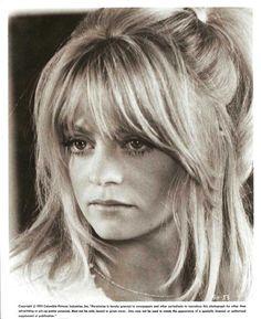 Goldie Hawn Bangs   GOLDIE HAWN in Shampoo, 1975