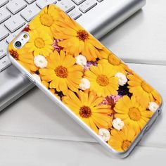 Newest Soft Relief Flower Phone Case For Apple iphone 4G 4S 5 5S Back Silicone chrysanthemum Phone Back Cover Case fresh Bags