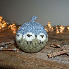 Donna Smith Designs: Christmas Baa-ble