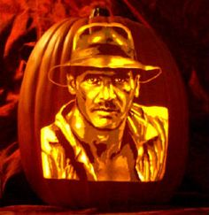 Best 28 Geeky Pumpkins Ever Carved: Ideas for You & Your Geek