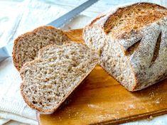 おうちで本格ベーカリー♪ 「ライ麦パン」の基本レシピ・作り方 - macaroni Bread, Baking, Desserts, Food, Tailgate Desserts, Deserts, Brot, Bakken, Essen