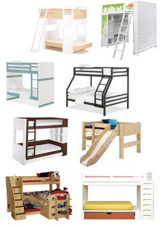 modern bunk beds & loft beds