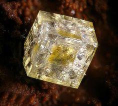 Natropharmacoalumite, Andalousia, Spain.
