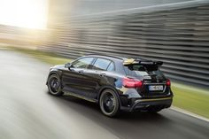 Mercedes-Benz has debuted a new special edition for its 2018 GLA crossover lineup ahead of the upcoming Detroit Motor Show. The 2018 AMG will be offered Mercedes Amg, Off Road Suspension, Detroit Motors, Woven Shades, Dual Clutch Transmission, Shooting Brake, House Paint Exterior, 4k Hd, Paint Schemes
