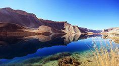 Band-e-Amir, Afghanistan
