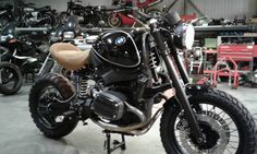 BMW R the next project