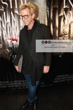 Derek Warburton #InsideAmato NY Premiere Red Carpet