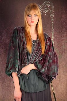 Fairytale Jacket (by Gypsymoon.com) Beautiful, Romantic, Summer Shrug....Perfect!