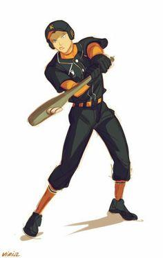 "viria: "" haikyuu no ace? diamond no haikyuu? not quite sure how to call it, but I swear, it's for science. I'm sorry I was too lazy to draw the rest of Karasuno but oh well ~maybe one day quietly. Tanaka Haikyuu, Nishinoya, Kageyama Tobio, Kuroo, Hinata, Naruto, Bokuto Koutarou, Daisuga, Iwaizumi Hajime"