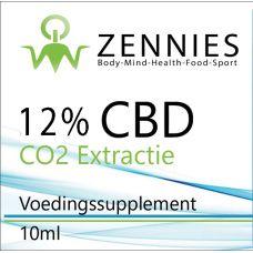 CBD 12% CO2 Extractie