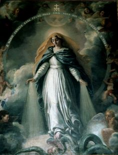 O Mary, conceived without sin, pray for us who have recourse to thee! by misty.sessions.5