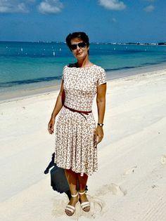 Brief Encounter Dress – Free easy dress pattern
