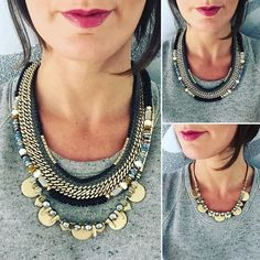 shop necklace now at http://www.stelladot.com/erica16