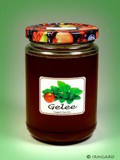 Rezept Apfel-Zitronenmelisse-Gelee