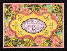 Paper Wishes® Weekly Webisodes, Scrapbooking Videos, Mirage paper