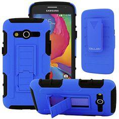 Samsung Galaxy Avant Case, CellJoy [Future Armor] {Cobalt... http://www.amazon.com/dp/B00WXS1OFM/ref=cm_sw_r_pi_dp_9Lvoxb16T8XSB