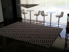 Pool table rug
