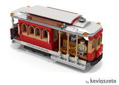 LEGO Ideas - Product Ideas - San Francisco Cable Car