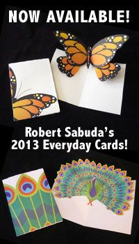 Welcome to RobertSabuda.com! Make your own pop up cards...with kids.. tons of templates.