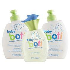 Kit Baby Boti (Perfume + Sabonete Líquido + Condicionador) – Boticario